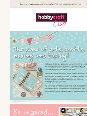 Getting to know Hobbycraft
