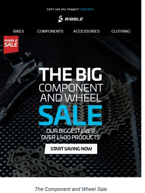 THE BIG COMPONENT SALE