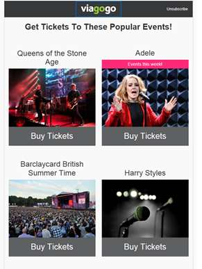 Queens of the Stone Age, Adele, Barclaycard British Summer Time...