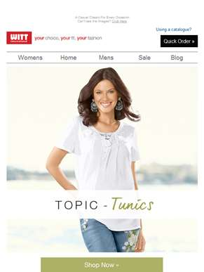 Totally Tunics!