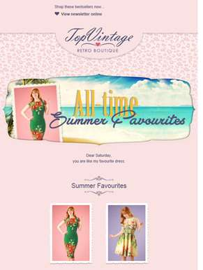 All-time Summer Favourites!