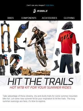 Hot Kit For The Trails