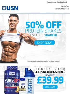 VIP Offer - Ends Midnight - Summer Body Challenge