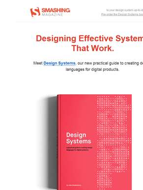 "Meet ""Design Systems"", a new Smashing book!"