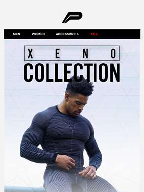 Mens XENO Seamless. Drops July 3rd, 8pm BST.