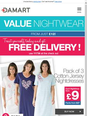 VALUE NIGHTWEAR