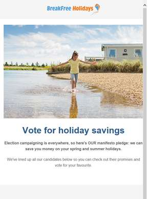 Our manifesto for UK holiday savings