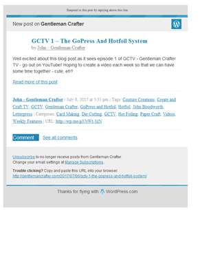 [New post] GCTV 1 – The GoPress And Hotfoil System