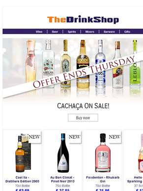 All Cachaca On Special Offer!