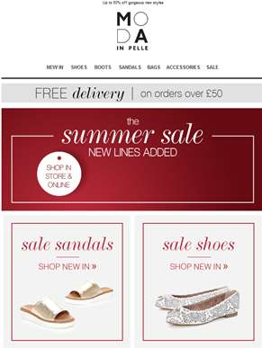 New in sale styles that you need to see