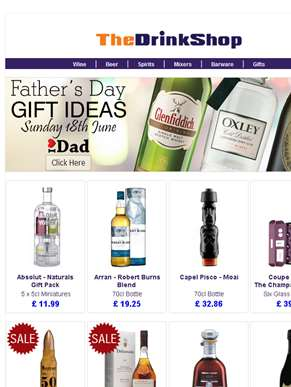 Gifts For The Perfect Father's Day