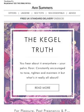 Pelvic floor | The Kegel Truth