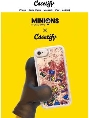 Back in Stock: Minions