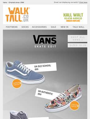 Get your skates on with Vans + Competition coming soon