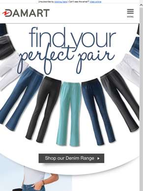 Have you found your perfect pair?