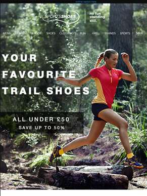 Trail Spectacular 3 | Your Favourite Trail Shoes Under £50