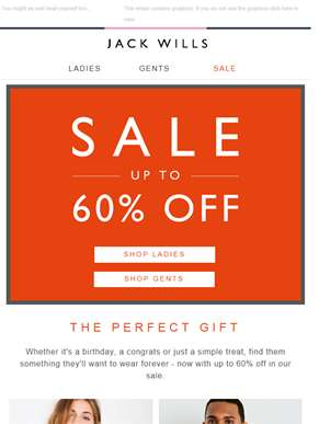 Up to 60% off Sale | Just helping your gift game