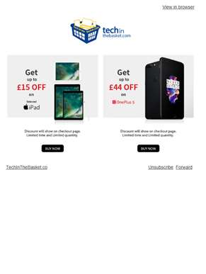 Get up to 44GBP cash back on brand new Tablet/Smartphone !!