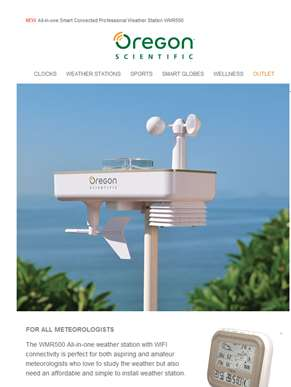 Have you seen our New All-in-One Weather Station?