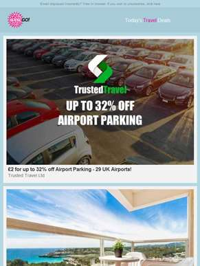 Mayweather vs McGregor & Vegas | Up to 32% off Airport Parking | 7nt All-Inc Majorca Family Stay for