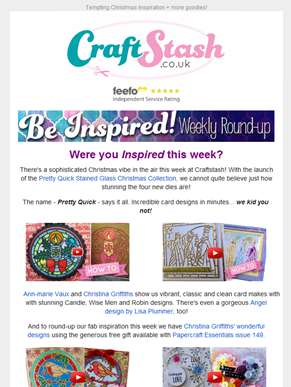 What inspired you this week? + Fuzzy Lemon bargains!