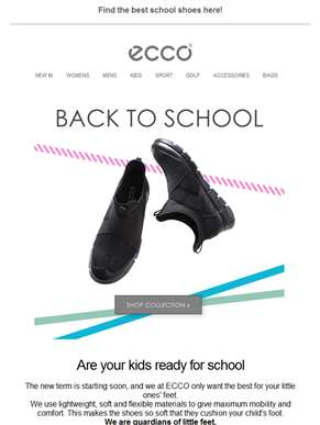 Are your kids ready for school?