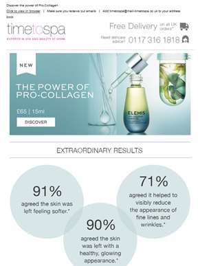 Introducing NEW Pro-Collagen Marine Oil
