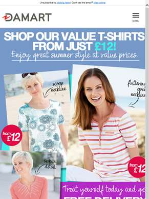 Have you seen our value T-shirts?