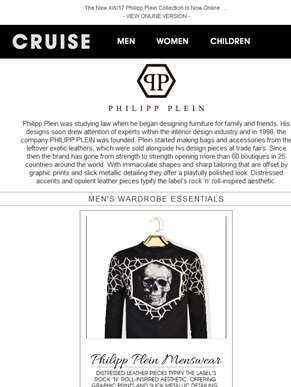 Have You Seen The New Philipp Plein Collection?