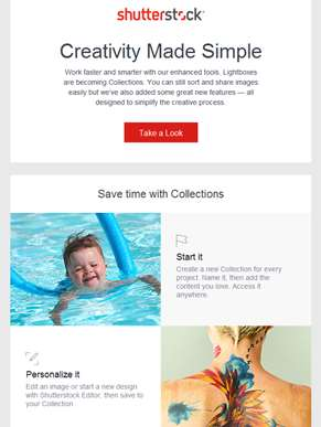 NEW: Simplify your creative process with Collections