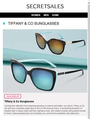 Our Summer Collection: Tiffany Sunglasses and Delsey Luggage