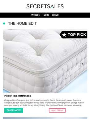 The Home Edit: Pillow Top Mattresses, Hauck Pushchairs and Braun Essentials