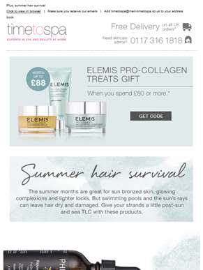 Don't Forget | Your Pro-Collagen Treats Gift