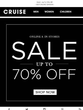 Final Sale Reductions - Up To 70% Off