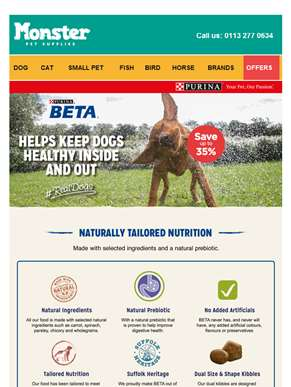 #RealDogs win big with Beta, huge competition haul details here, entry now open!