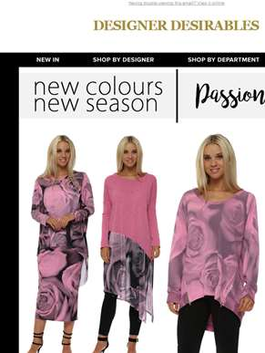 Passion For Pink? - Then Check This Out