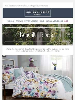 Fabulous florals- make your home bloom ??