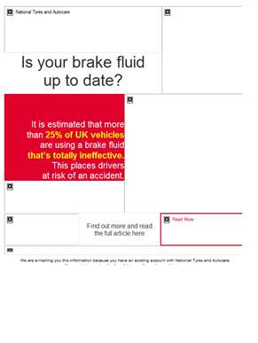 Is your brake fluid up to date?