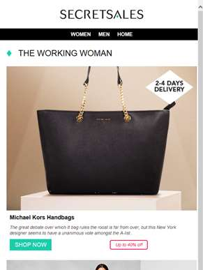 The Working Woman: Michael Kors Bags, The Heel Boutique and V1969 Scarves