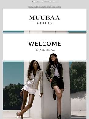 Welcome To Muubaa