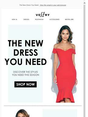 The New Dress You Need