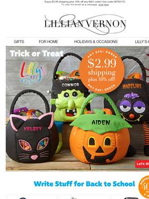 ?? BOO! Its $2.99 shipping & 10% off!