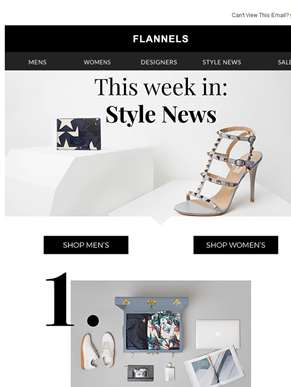 This Week In The Style News