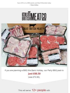 50% Off Diced Chicken | Stock up for the Bank Holiday with Britain's best online butcher |
