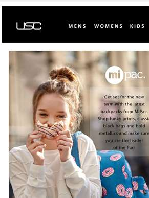 Must-have backpacks from Mi Pac + chance to WIN!