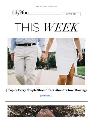 New Products at Sephora, Lauren Conrad's Exciting New Launch, Discuss These Things Before Marriage,