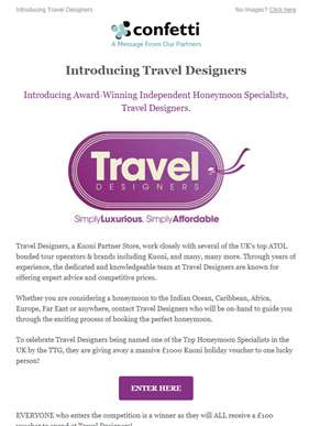 Introducing The Travel Designers