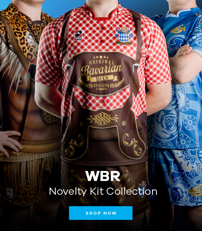 WBR Novelty Shirt Collection