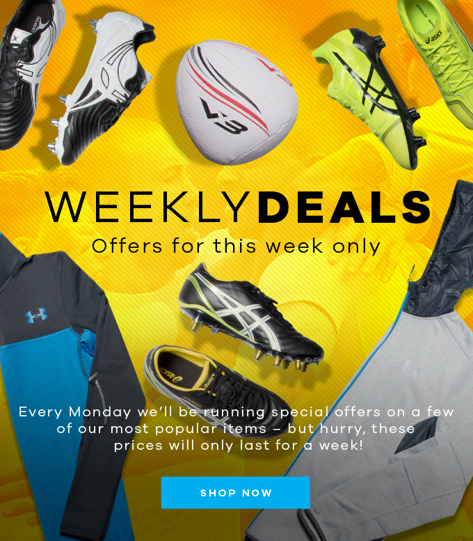 WEEKLY DEALS - Offers for this week only