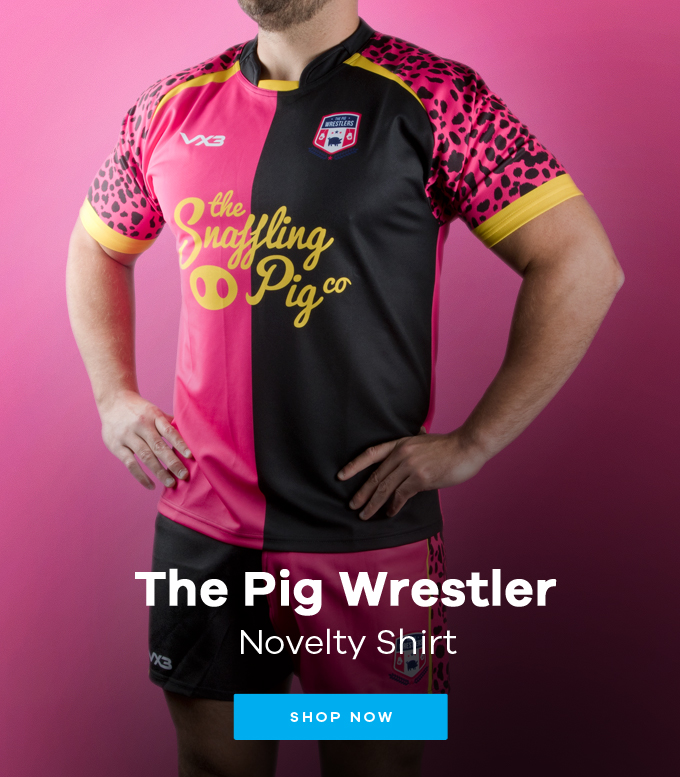 The Pig Wrestler Shirt
